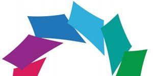 logo half boven